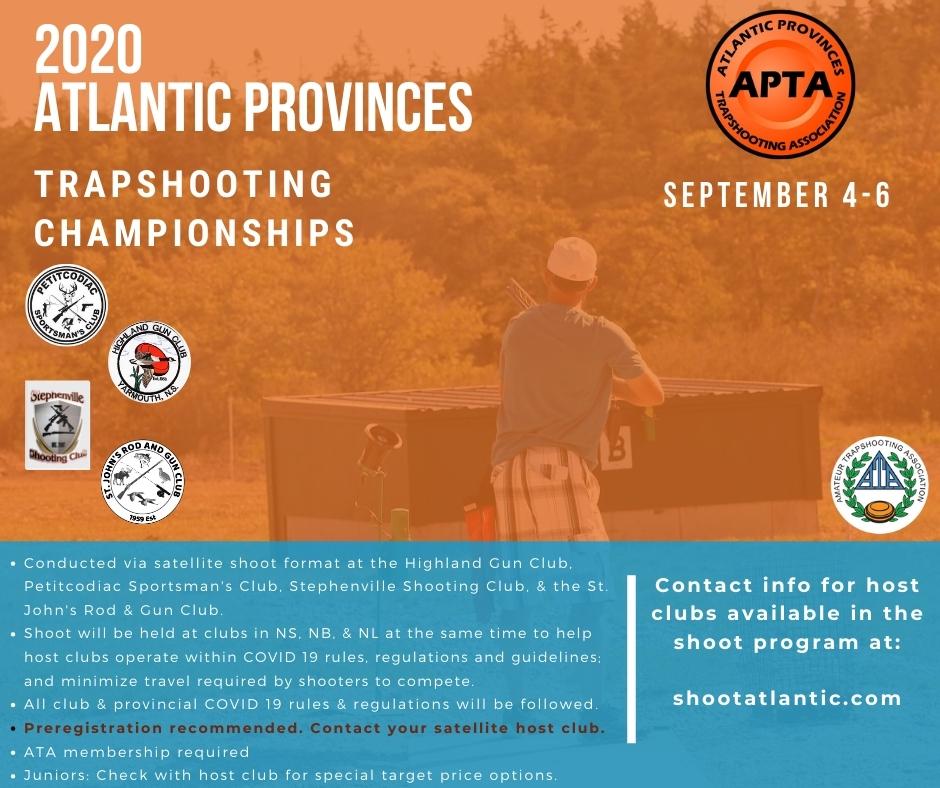 APTA Championship shoot